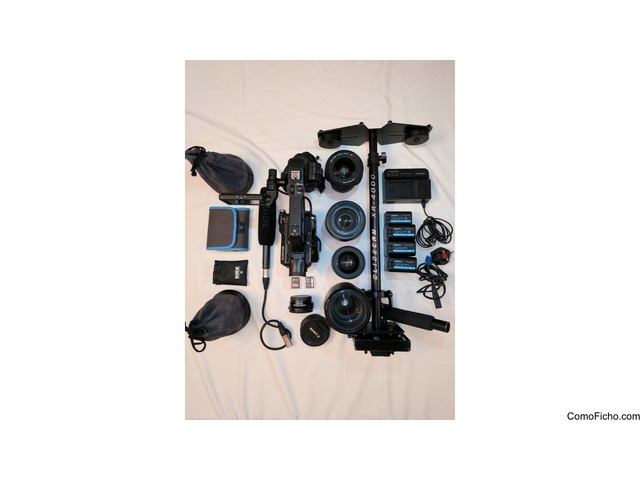 Videocamera Sony PXW FS5 35 mm