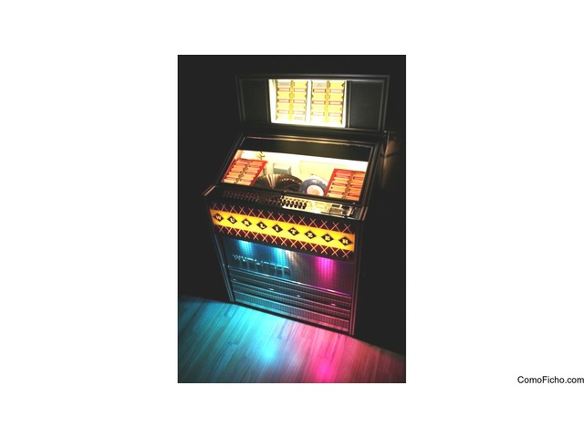 Wurlitzer Lyric Juke boxe Jukebox