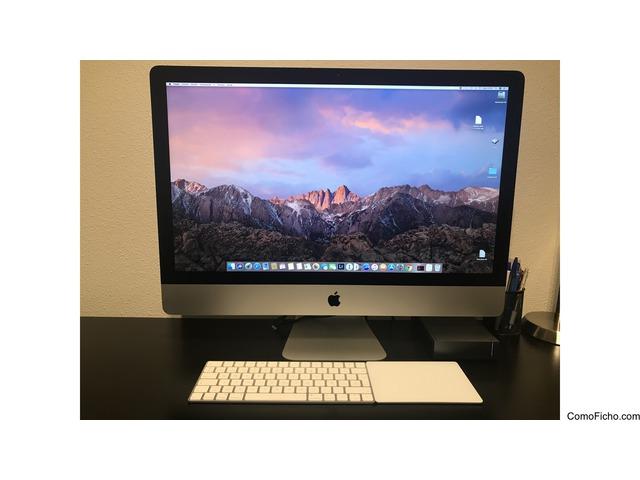 """iMac 27"""" 5K retina (late 2015)"""