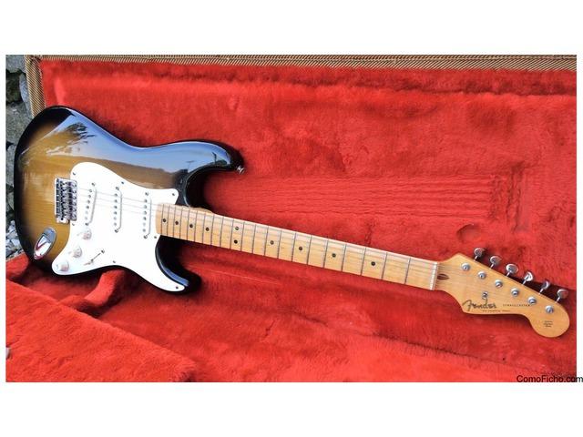 1982 FENDER USA'57 Stratocaster reedición