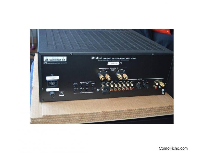 McIntosh MA 6300