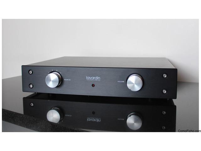 Lavardin IS Amplificador integrado de referencia