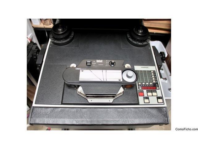 Ampex Aria Atr 102 Reel Tape Deck