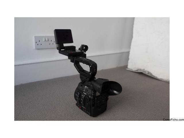 Canon C300 MKii 4K Camera
