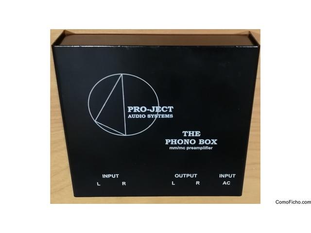 Phono Pro-ject Box