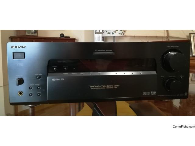 Receptor A/V Sony STR-DB830