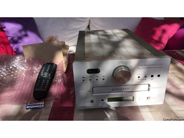 *VENDIDO* - Audio Analogue Enigma Rev 2.0 - minicadena de auténtico high end