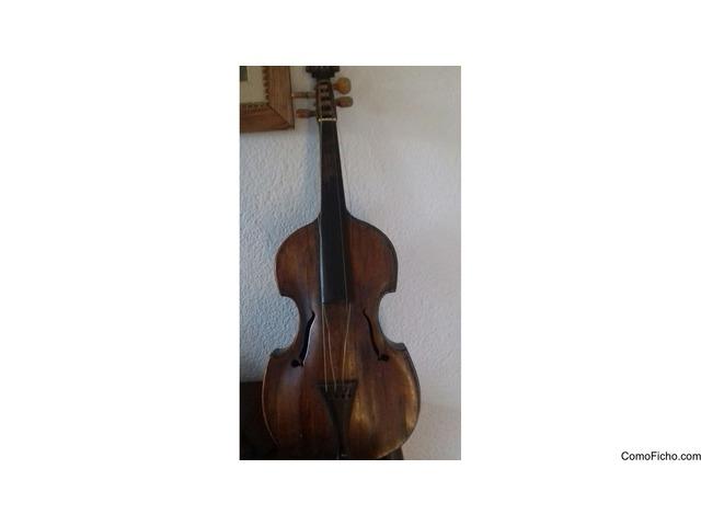 Viola violon Johann George Beer 1780