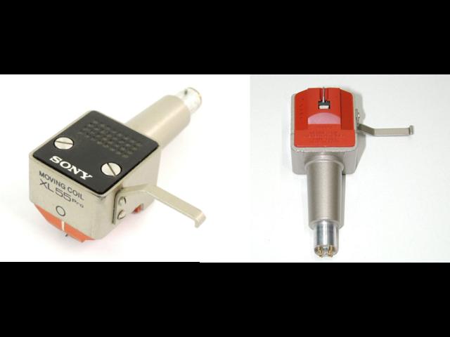 SONY XL-55Pro MC cartridge Audio Japan