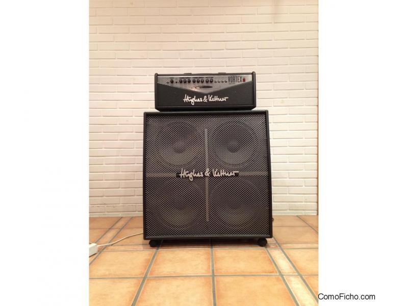 H&K VORTEX 412 Black Series | Vendo/Cambio | 485 €