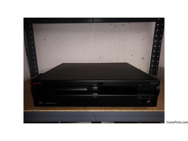 Nakamichi CD Player 2