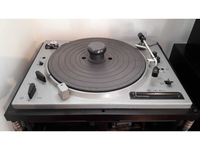 Turntable EMT 927