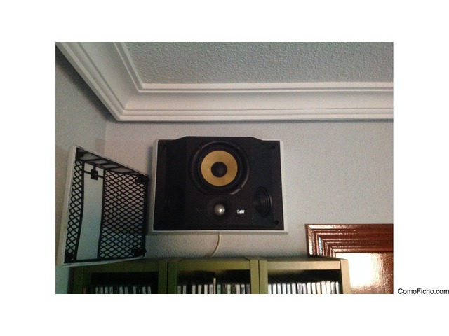 B&W Bowers Wilkins DS6 THX Certified Audiophile DiPole Surround Speakers WHITE