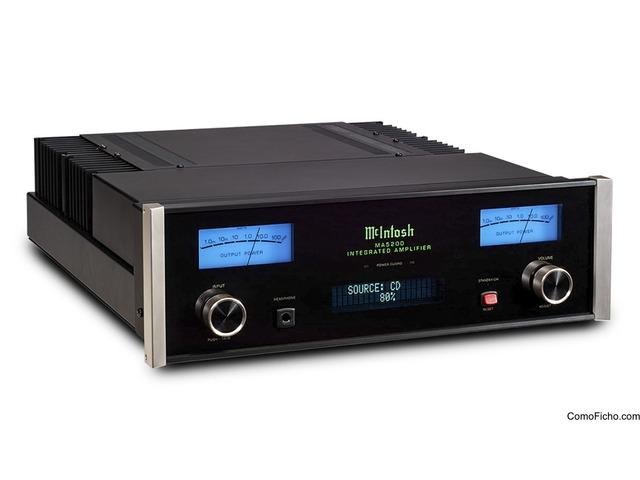 McIntosh MA 5200