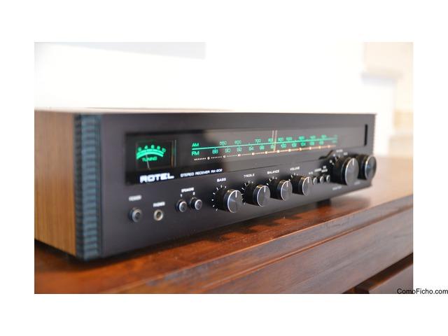 Rotel RX-202 (vendido)