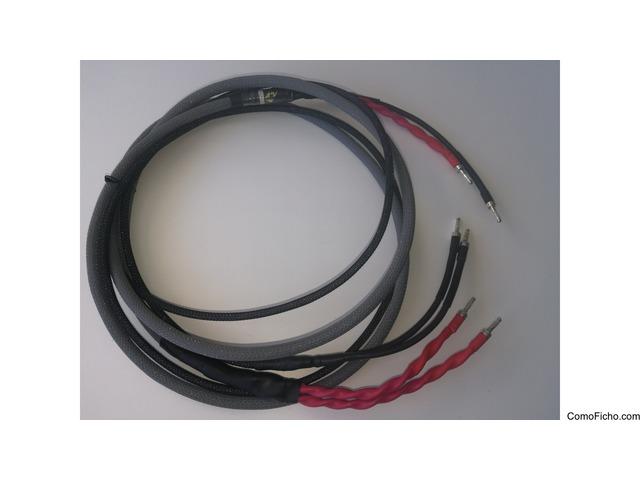 Cable de altavoz 2.5 m NBS DRAGONFLAY III. IMPECALE-OPORTUNIDAD