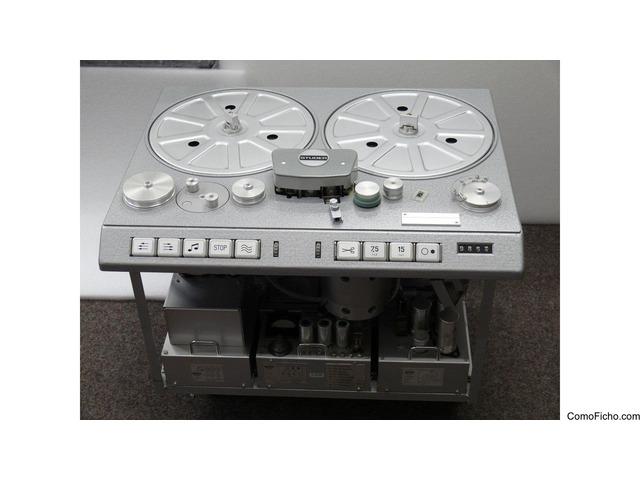 Studer C37 Tape Recorder