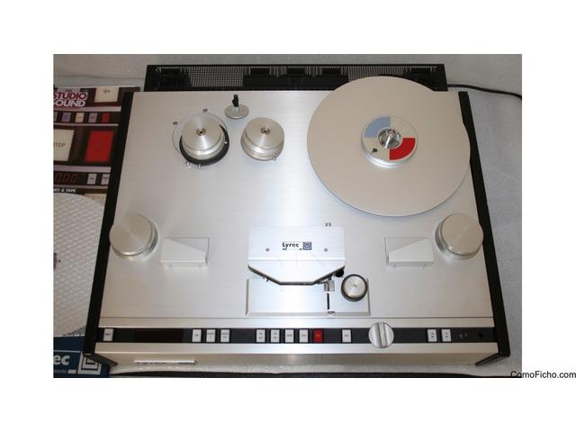 Lyrec tr55x 14 Studio Tape Recorder