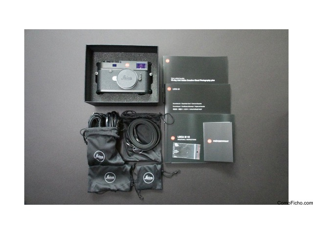 Leica M10 Black Digital Camera
