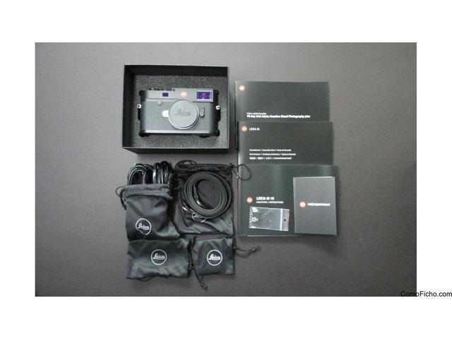 Leica M10 Black Digital Camera