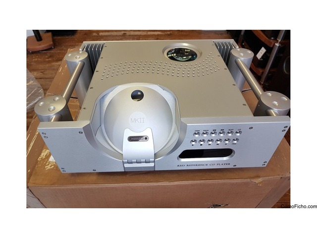 Chord Red Reference CD Player MK2
