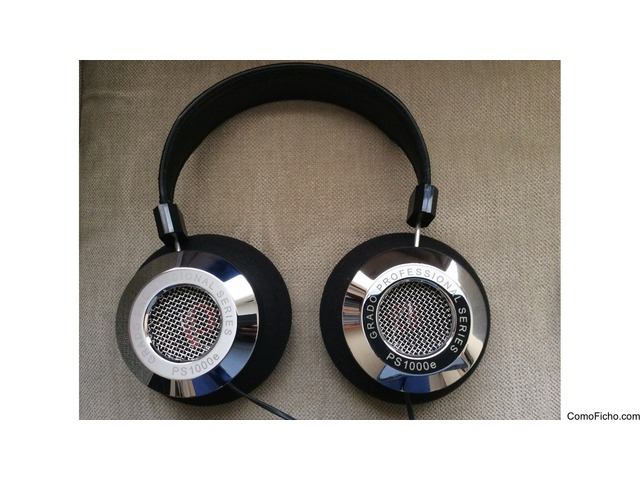GRADO PS1000e cableado 3m Black Dragon.