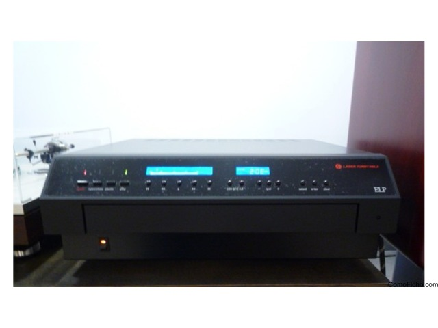ELP Laser Turntable ELP LT500 SPECIAL EDITION