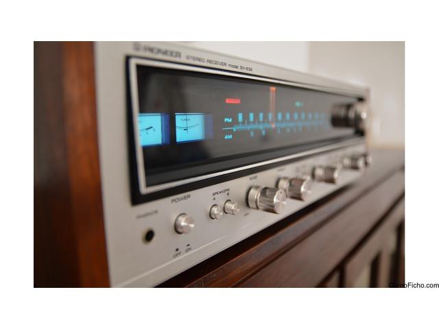 Amplificador receiver Pioneer SX-636 (vendido)