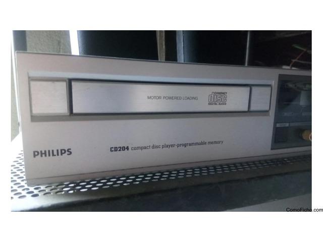 Philips cd 204