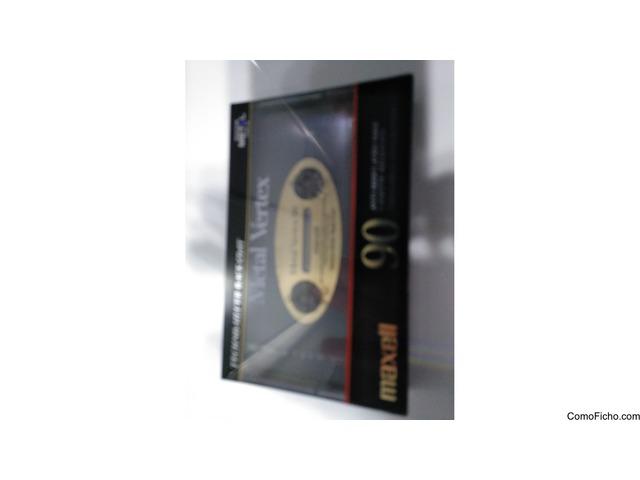Venta cintas Cassette