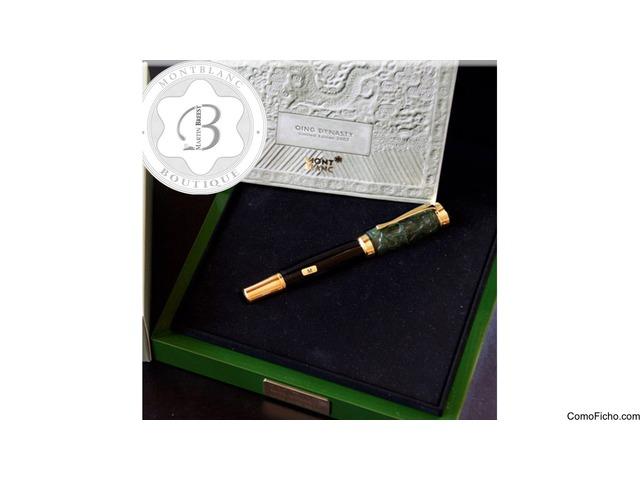Montblanc Qing Dynasty Ltd. Edition 2002