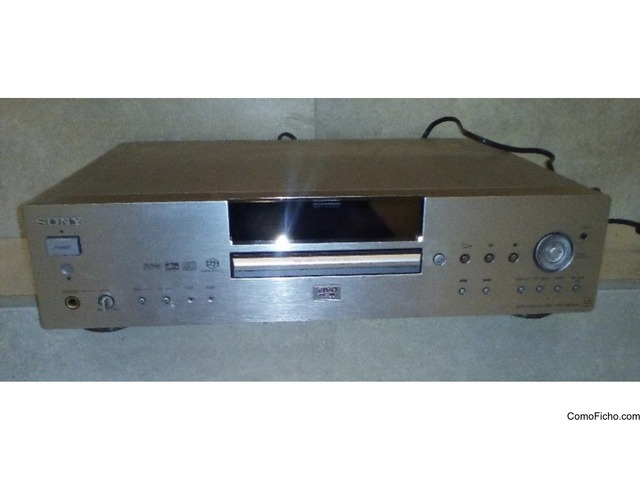 CD-DVD-SACD Sony DVP-NS900 V