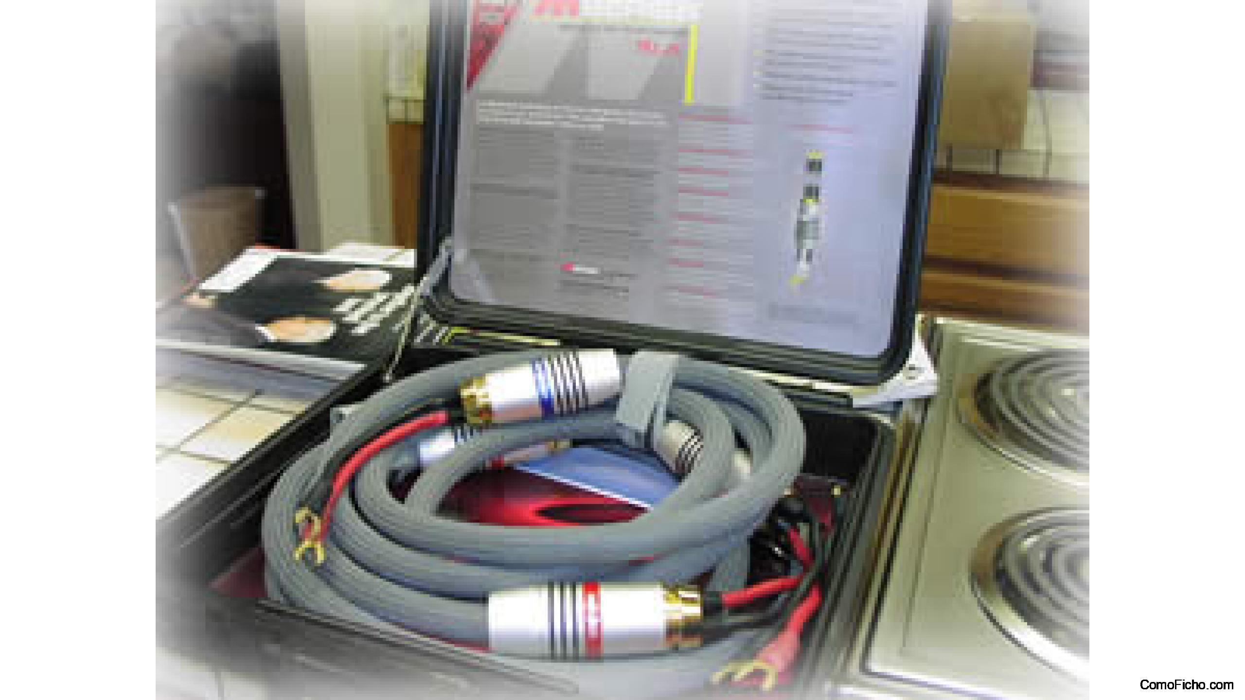 Vendo cable de altavoces high end monster cable - Cable de altavoces ...