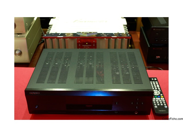 Am My  Used OPPO UDP-205 4k Blu-Ray player