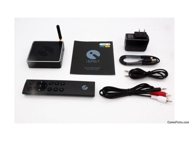 *VENDIDO* Reproductor audio en red iEast SoundStream Pro