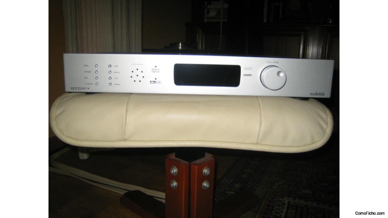Vendo Previo / Procesador Audiolab AP8000
