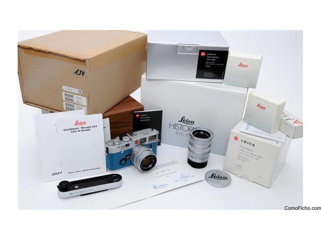 Leica M6 Historica Limited Tri Elmar Leicavit