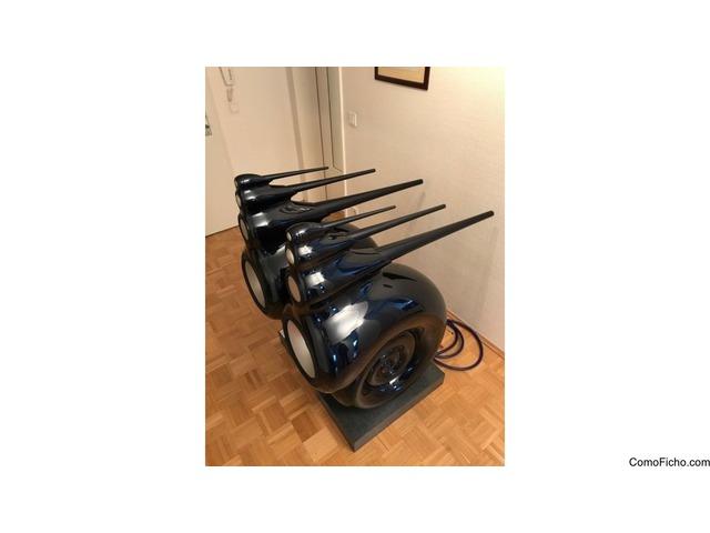 B&W Nautilus Blue Active Speakers