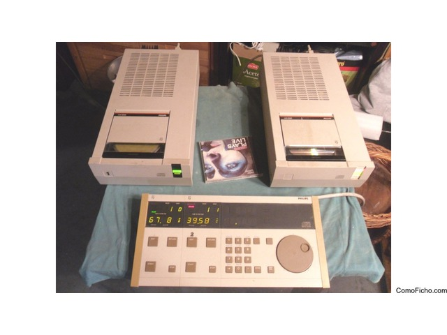 Philips LHH 2000 Cd Players