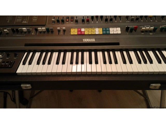Yamaha CS80 EU Synthesizer