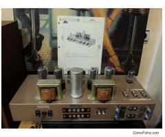 Amplificador a valvulas ARKAY CS-12