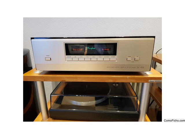 Accuphase Dc901 Mdsd Digital Processor