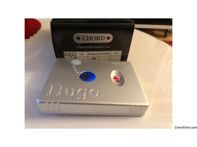 Chord Electronics HUGO (DAC) - VENDIDO