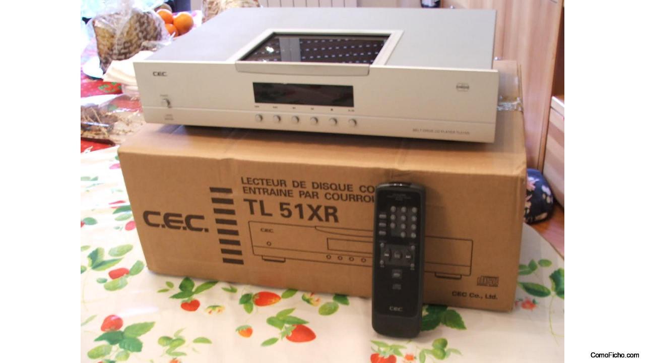 CD C.E.C TL 51Z MKII