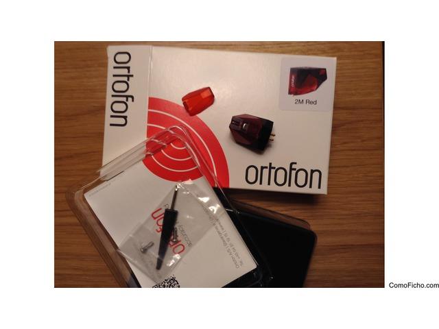 (VENDIDA) Vendo cápsula Ortofon 2M Red