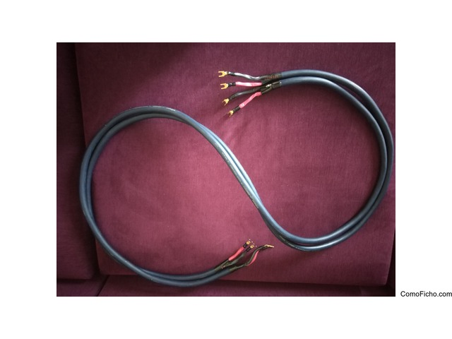 Cable altavoz Audioquest Midnight+