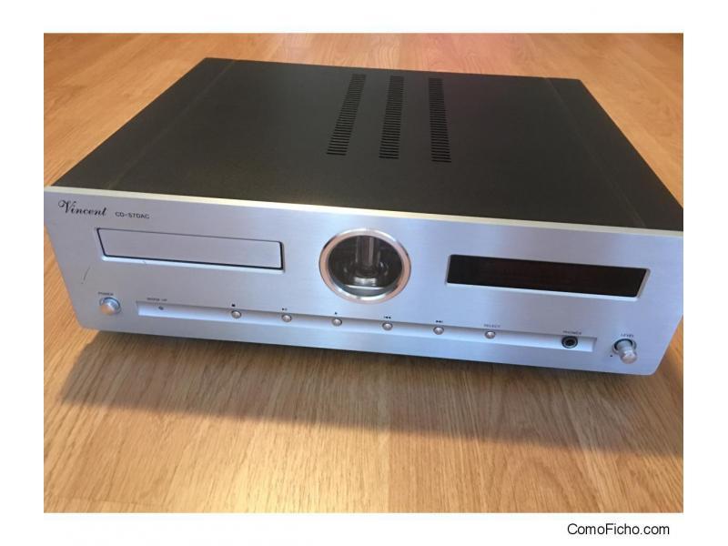 Vincent CD-S7DAC