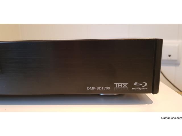 Panasonic dmp bdt 700 reproductor blu ray