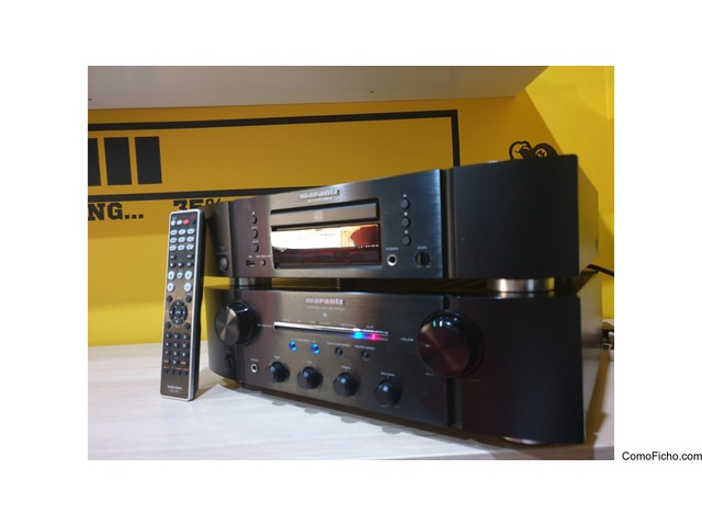 Marantz PM7004 + CD6003