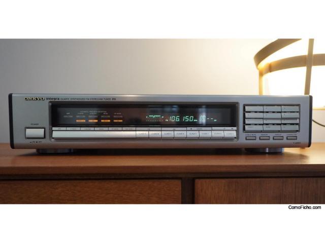 RECEIVER RADIO SINTONIZADOR ONKYO HI FI T4850